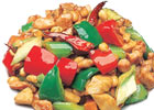 Kung Pao(Ibcludes Peanuts) with Chicken